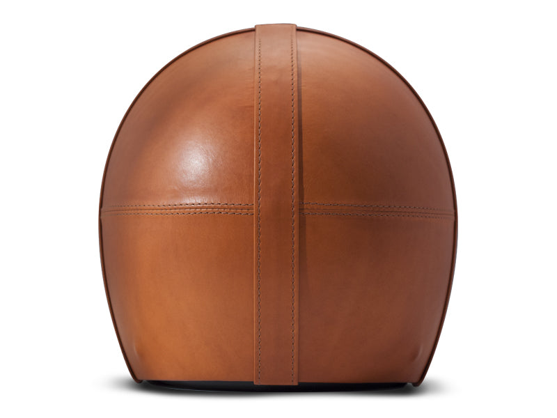 Casco DMD Leather Bowl Dark Orange