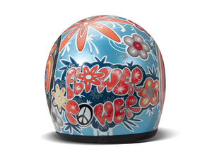 Casco DMD Vintage Flower Power