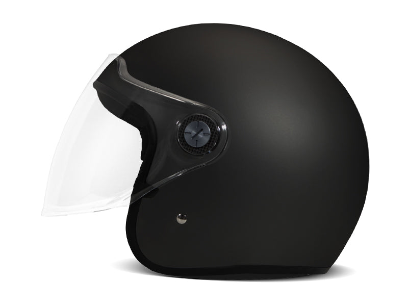 CASCO DMD P1 Matt Black
