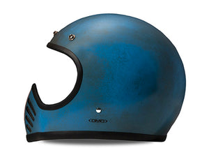 Casco DMD Handmade Arrow Blue