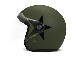 Casco DMD P1 Star Green