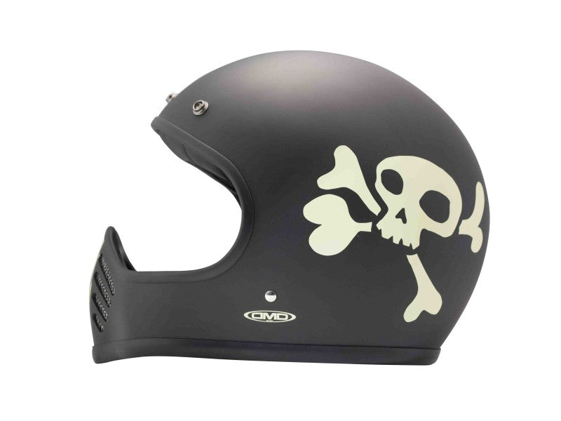 Casco DMD SeventyFive Little Skull