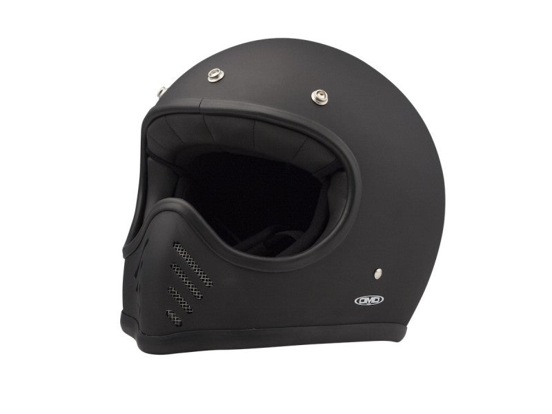 Casco DMD SeventyFive Matt Black