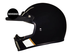 Casco NEXX Garage G.200 Fanatic Black White
