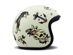 Casco DMD Vintage Old School