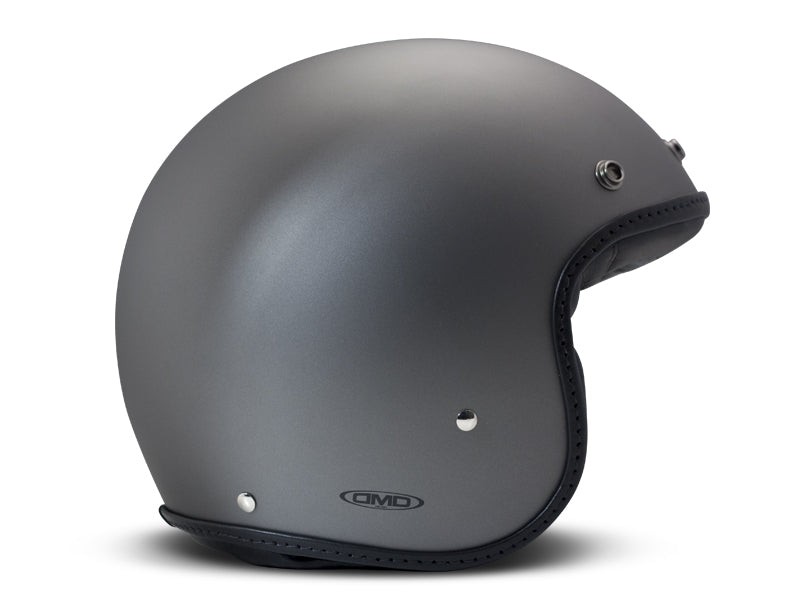 Casco DMD Leather Pillow Matt Grey-Black