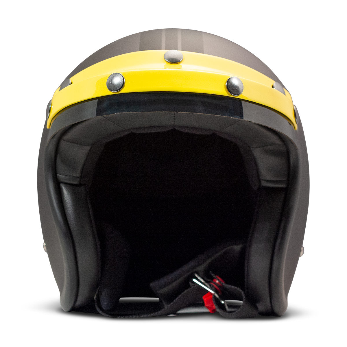 Visera DMD Racing Peak Amarillo