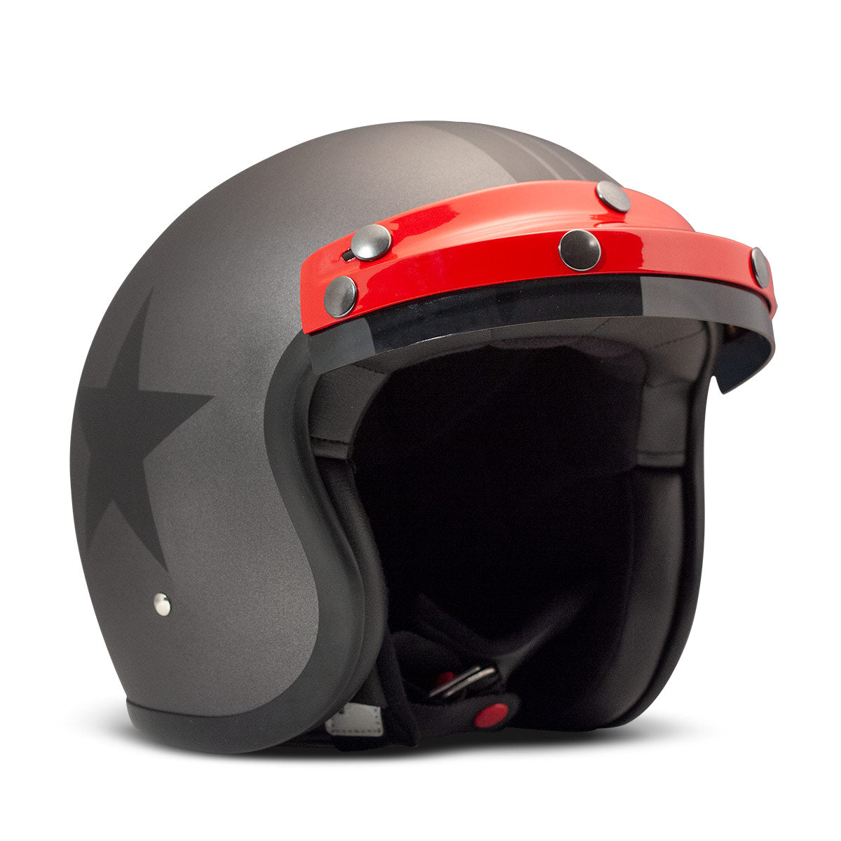 Visera DMD Racing Peak