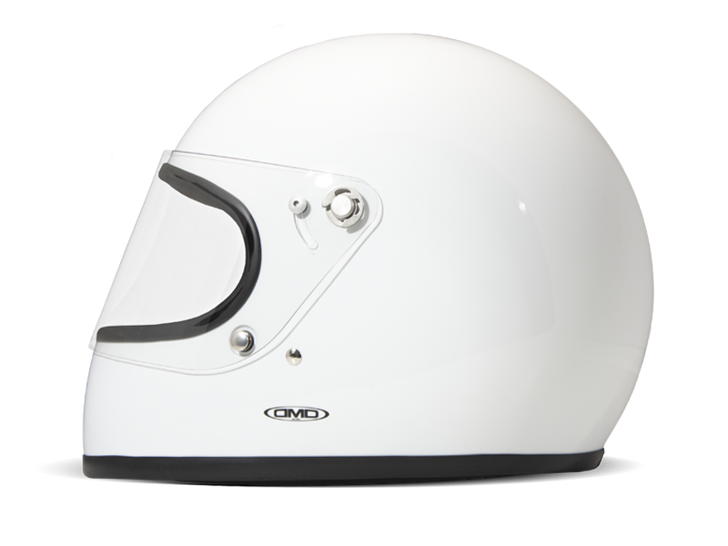 Casco DMD Rocket White