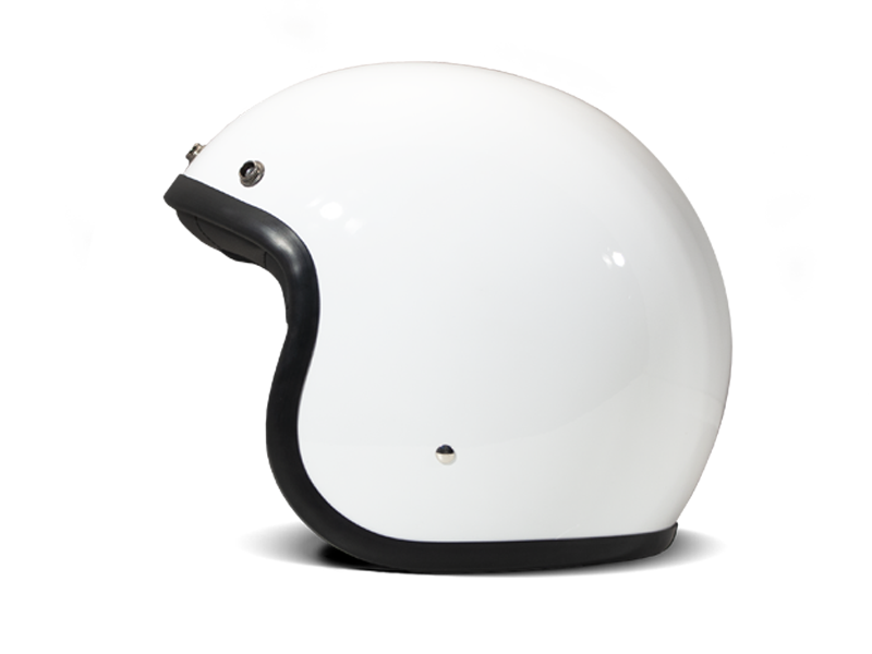 Casco DMD Vintage Solid White