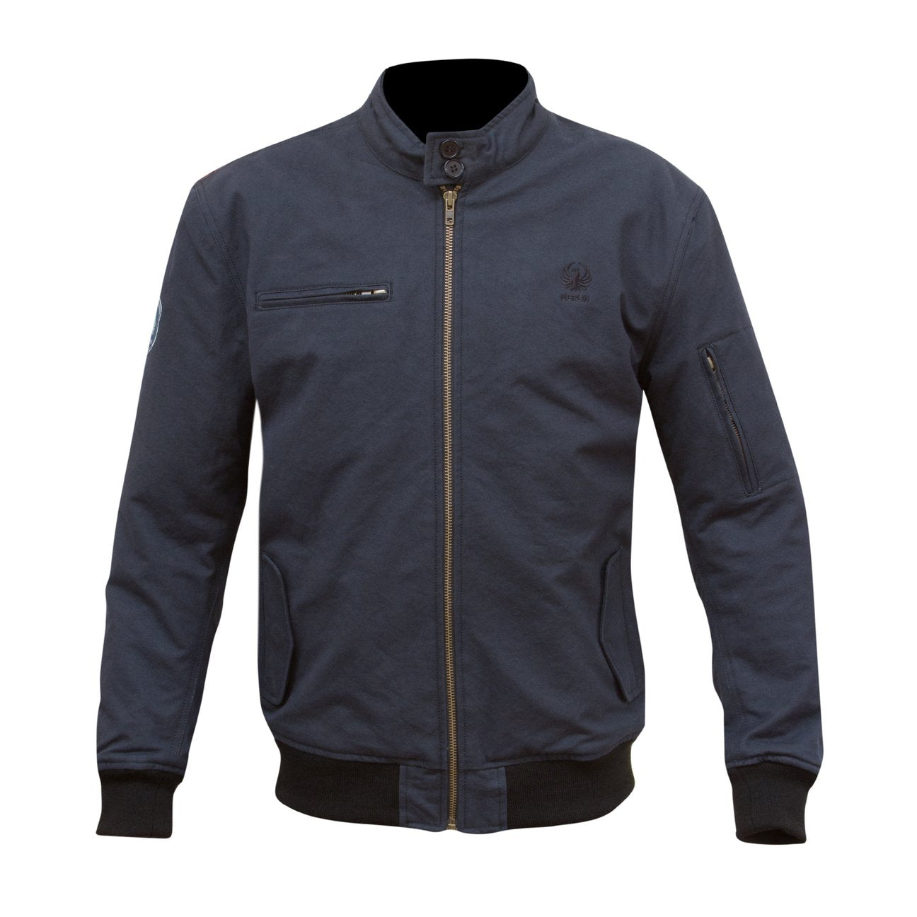 Chaqueta MERLIN Wesley Harrington Azul