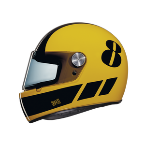 Casco NEXX Garage X.G100R Billy B Amarillo-Negro
