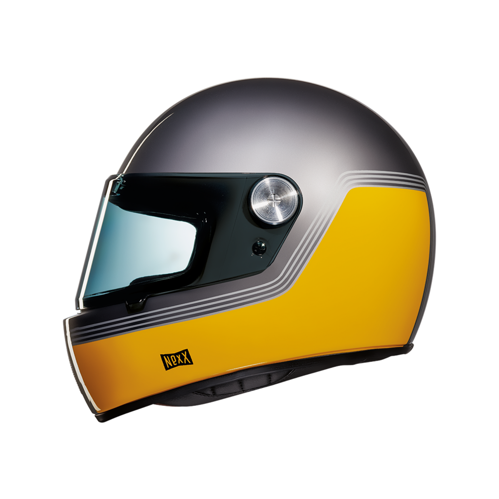 Casco NEXX Garage X.G100R Motordrome Blanco