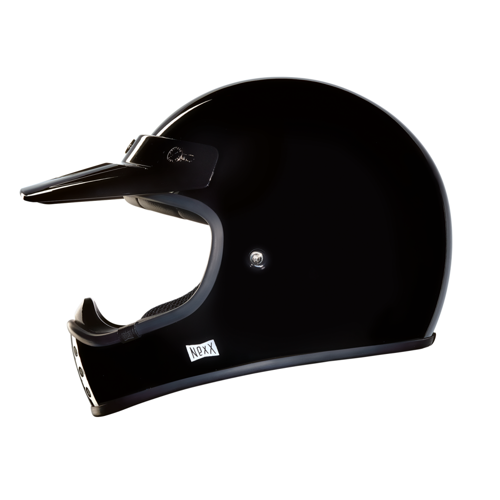 Casco Garage NEXX X.G200 Purist Negro