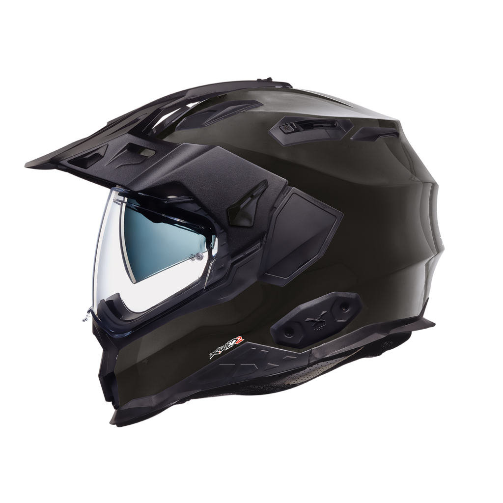 Casco NEXX Adventure X.WED 2 Plain Negro MT