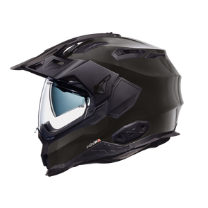 Casco NEXX Adventure X.WED 2 Plain Black MT