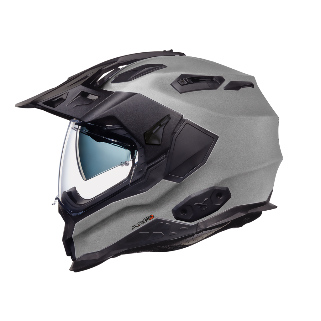 Casco NEXX Adventure X.WED 2 Plain Titanio MT