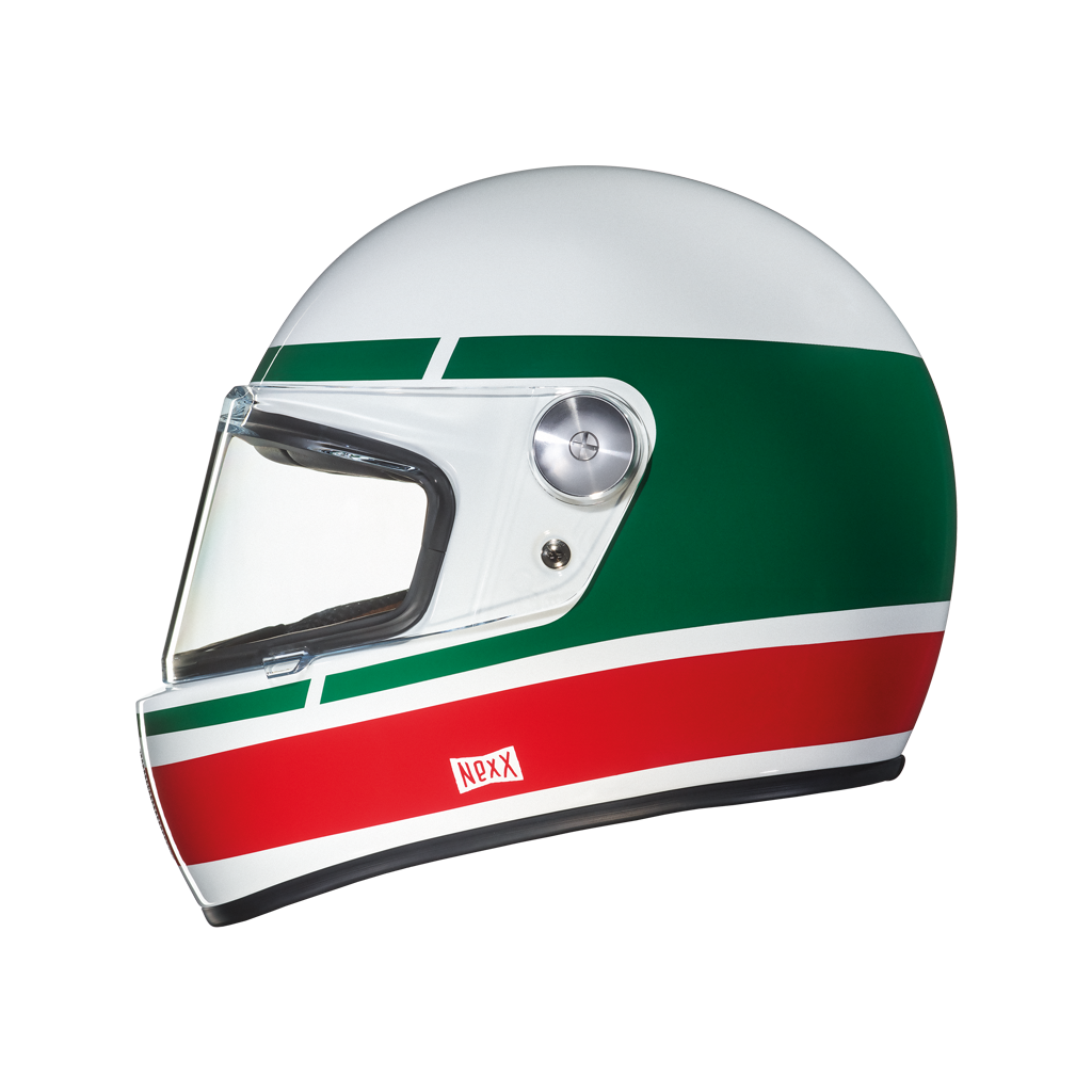 Casco Nexx Garage X.G100R Record White-Green