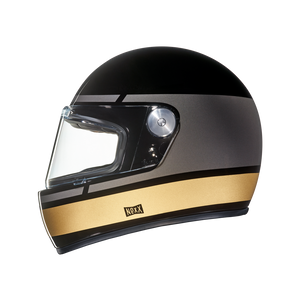 Casco Nexx Garage X.G100R Record Black-Grey
