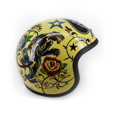 Casco DMD Vintage Mod Tattoo