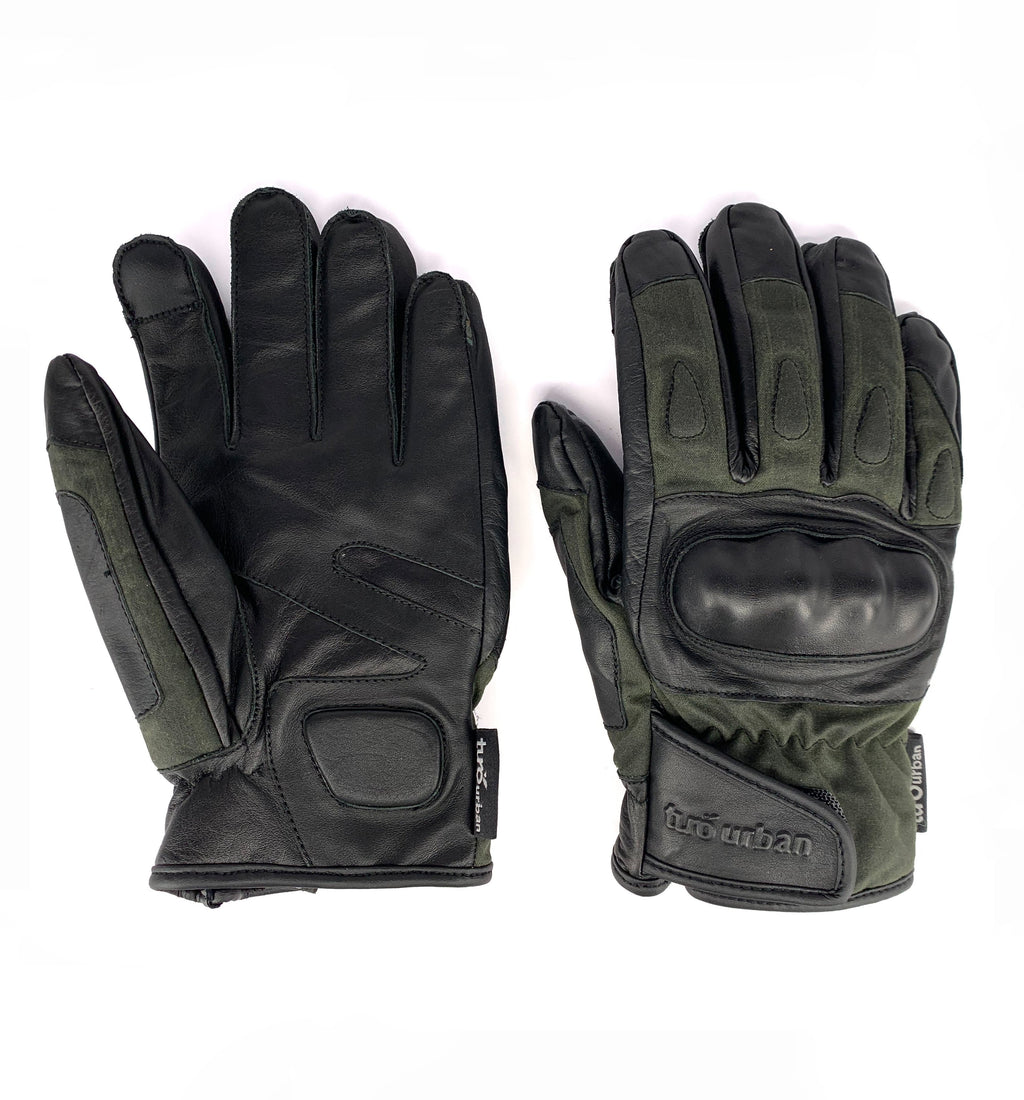 Guantes Turó Urban Hardtrack Black Short