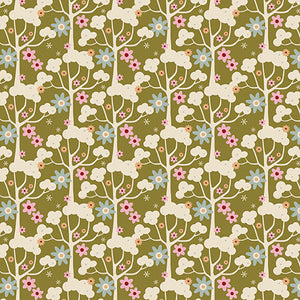 Tilda Wildgarden Green - 481114