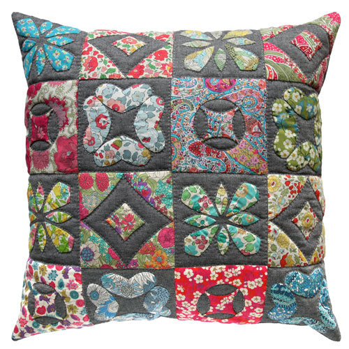 Love Liberty Cushion Pattern - Emma Jean Jansen Designs