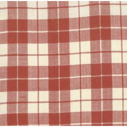 French General Rouge Silky Woven M12553-22