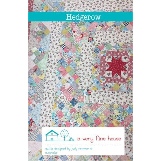 Hedgerow Pattern - Judy Newman