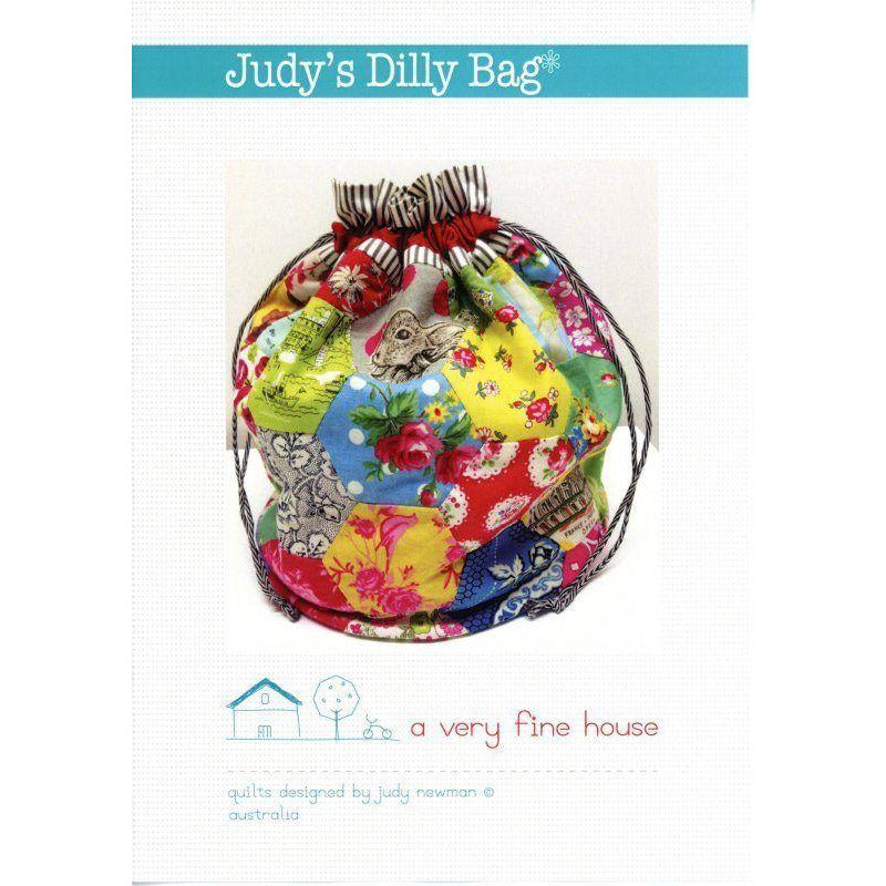 Judy's Dilly Bag Pattern - Judy Newman