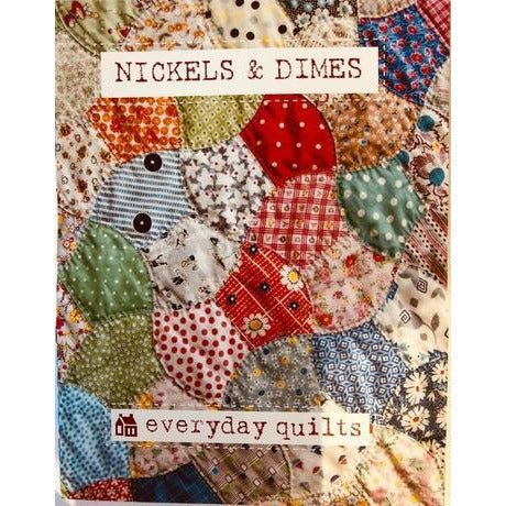 Nickels & Dimes Pattern & Template - Everyday Quilts