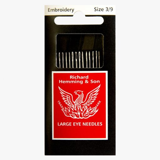 Crewel Needles Size 5/10 - Richard Hemming & Son