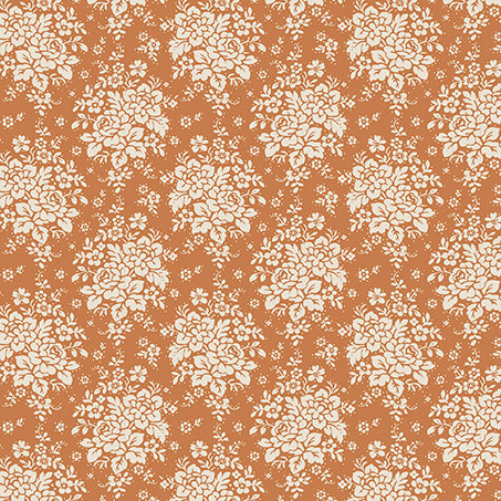 Tilda Audrey Honey Yellow FAT QUARTER - 481091