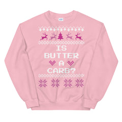 Is Butter A Carb Mean Girls Christmas Sweater