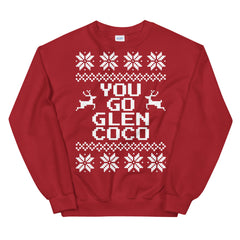You Go Glen Coco Mean Girls Christmas Sweater