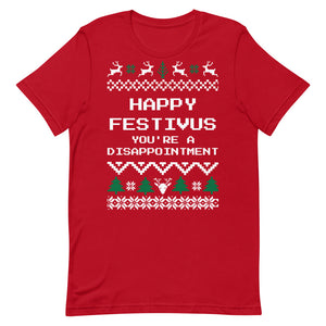 Seinfeld Happy Festivus For The Rest Of Us Tee | Tipsy Aunt