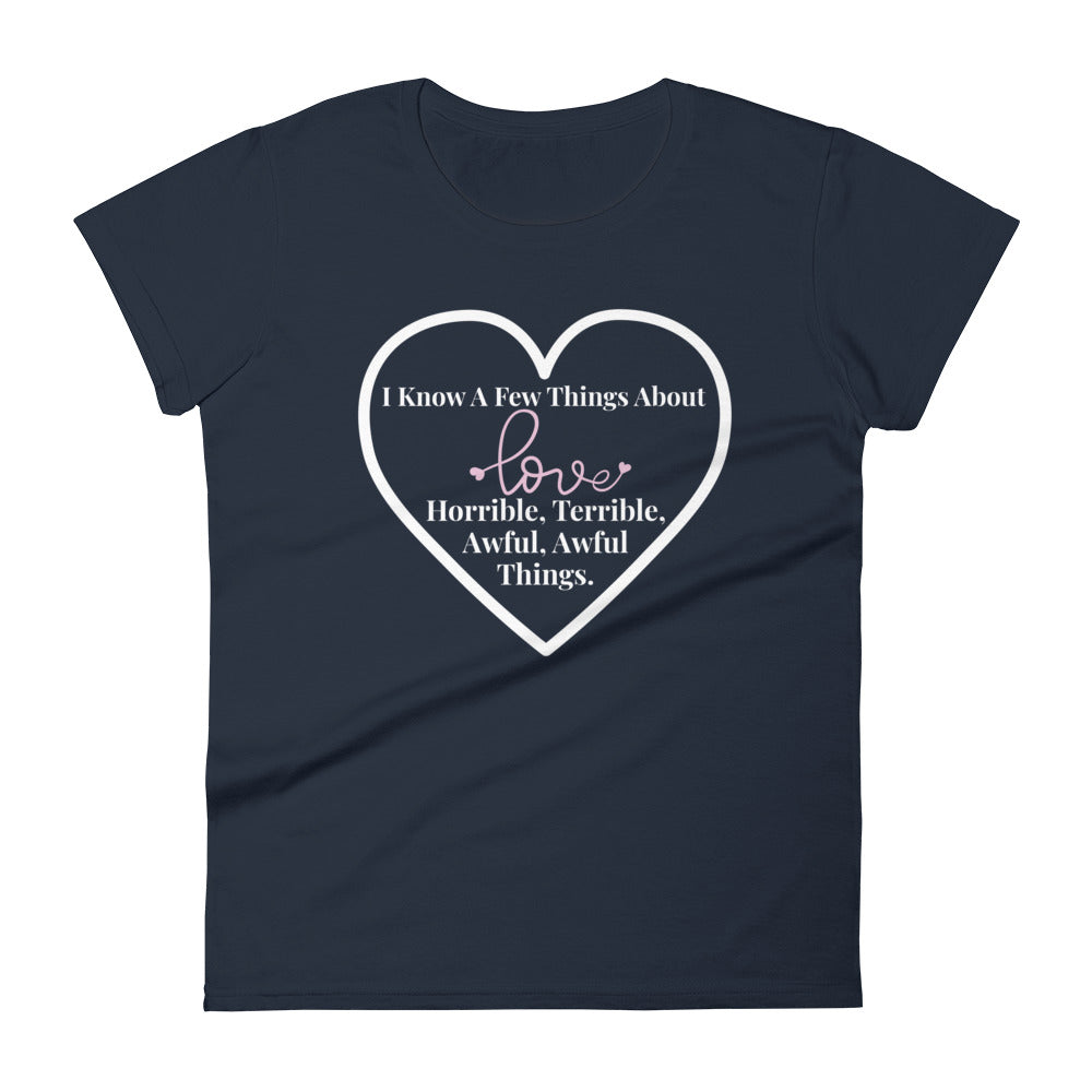 Things About Love Tee