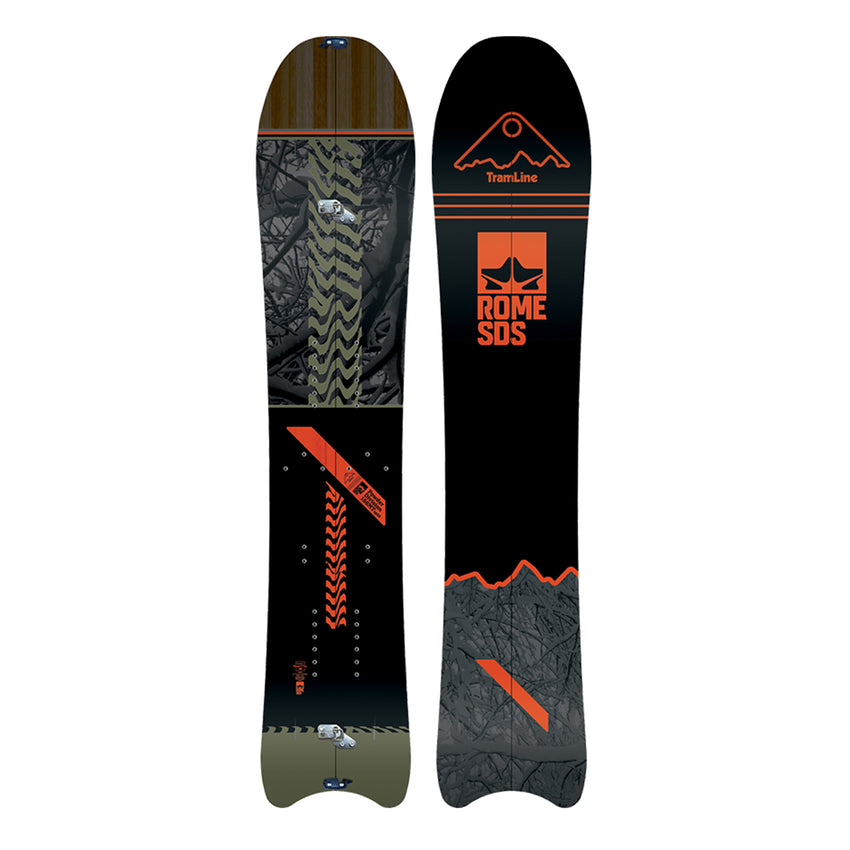 Powder Division Splitboard