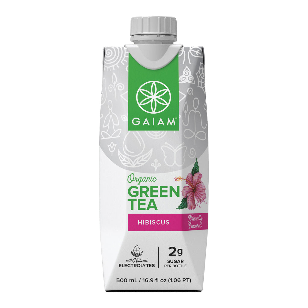 Hibiscus Organic Green Tea