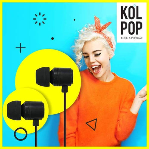 Hi-Unit HSE-A500 In-ear earphone - Koolpop Indonesia