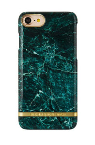 RF IPHONE 6+/6S+ GREEN MARBLE GLOSSY - Koolpop Indonesia