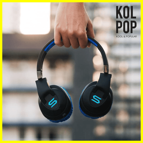 SOUL X-TRA Wireless Bluetooth Over-Ear Headphone - Koolpop Indonesia