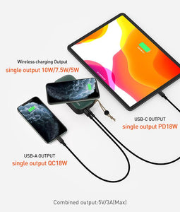 Mr. Charger 2.0: 4-in-1 Hybrid Charger - Koolpop Indonesia