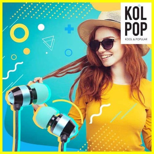 Hi-Unit HSE-A1000 In-ear Earphone - Koolpop Indonesia