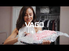 Muat dan putar video di penampil Galeri, 【VAGO】Best travel tool.Give you more than 50% luggage space!