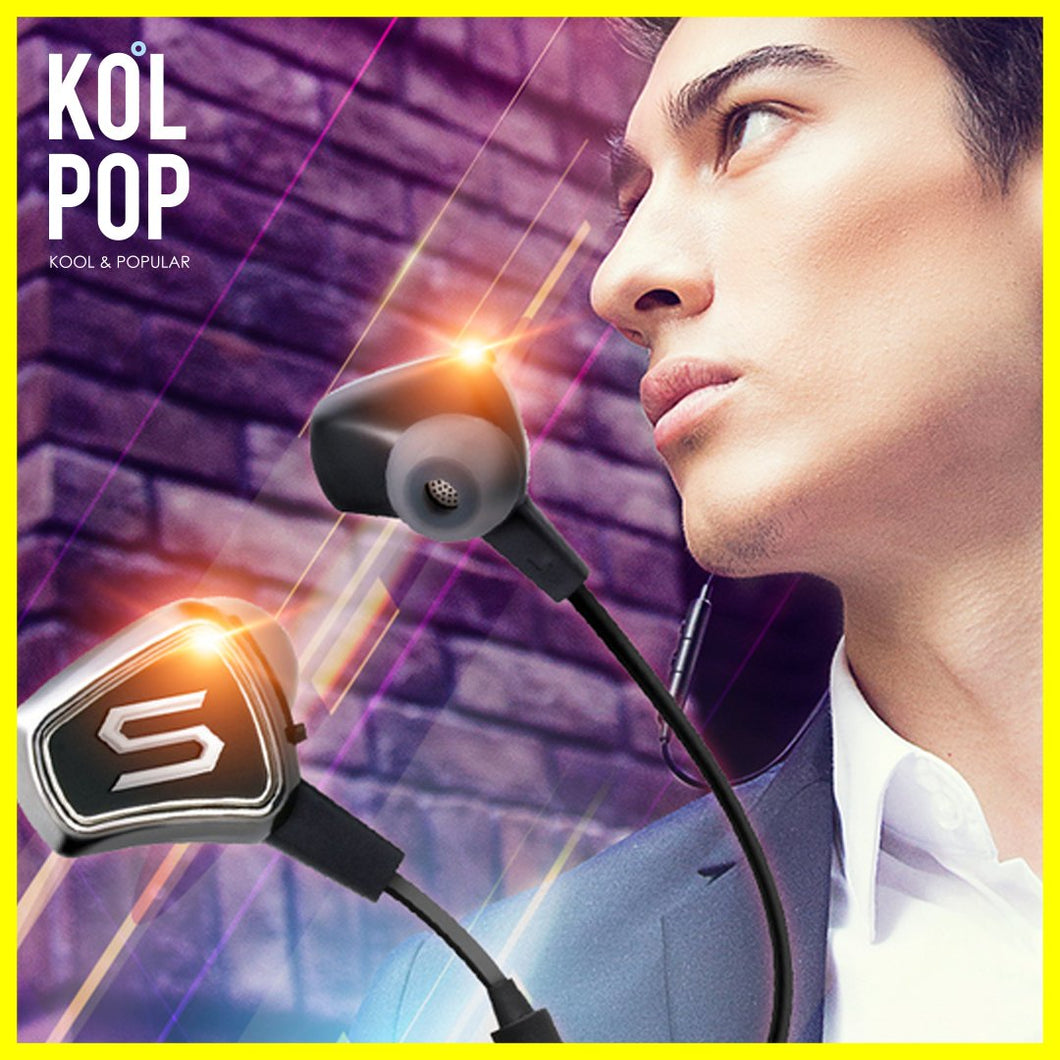 SOUL IMPACT WIRELESS High Efficiency Wireless Bluetooth Bluetooth Headset - Koolpop Indonesia