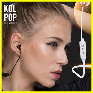 SOUL Prime Wireless, The High Performance Earphones with Bluetooth! - Koolpop Indonesia