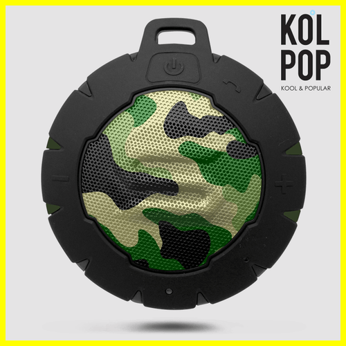 SOUL STORM Weatherproof Wireless Speaker - Koolpop Indonesia
