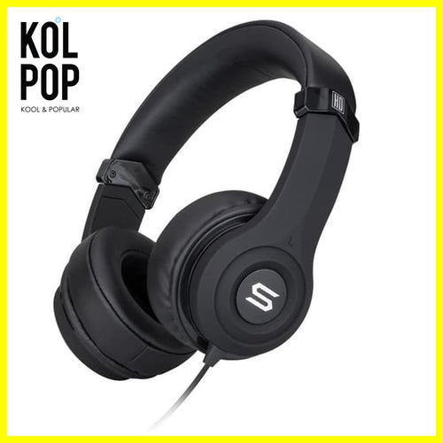 SOUL ULTRA High Definition Dynamic Bass On-Ear Headphone - Koolpop Indonesia