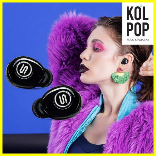SOUL ST-XS True Wireless Bluetooth Earbud Headset - Koolpop Indonesia